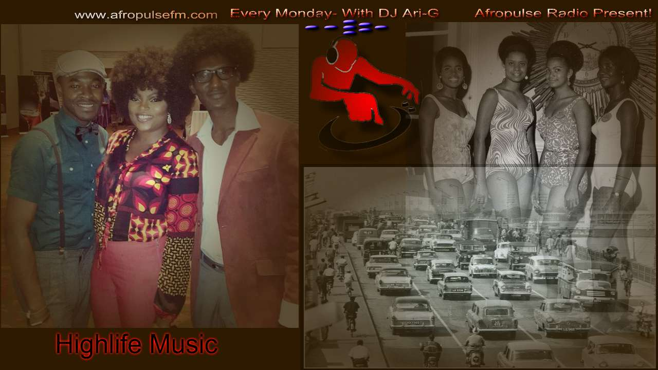 Afro-Oldies - AFRICA's NO 1 LIVE 24/7 RADIO
